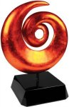 Orange Art Sculpture Award Sales Awards